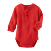 OshKosh B'Gosh® Thermal Bodysuit - Baby Boys newborm-24m