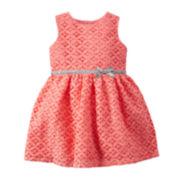 Carter's® Lace Dress - Baby Girls newborn-24m