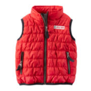 Carter's® Full-Zip Puffer Vest - Baby Boys newborn-24m