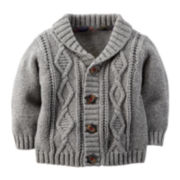 Carter's® Cable-Knit Sweater - Baby Boys newborn-24m