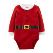 Carter's® Santa Bodysuit - Baby newborn-24m