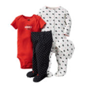 Carter's® 4-pc. Take Me Home Set - Baby Girls newborn-9m