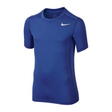 jcpenney.com | Nike® Base Layer Dri-FIT Graphic Tee - Boys 8-20