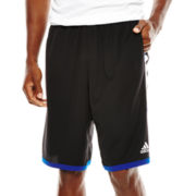 adidas® Run the Court Basketball Shorts
