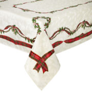 Bardwil Royal Holiday Tablecloth