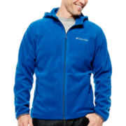 Columbia® Warmer Days Full-Zip Fleece Hoodie