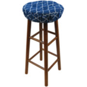 Klear Vu The Gripper® 2-Pack Trellis Delightfill Barstool Pads
