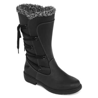 329d3d2caa0c Totes Womens Ivy Waterproof Winter Boots Zip - JCPenney