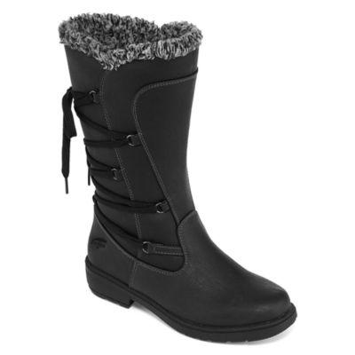 017ca57fbfca34 Totes Womens Ivy Waterproof Winter Boots Zip - JCPenney