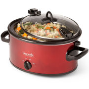 Crock-Pot® Cook & Carry™ 6-qt. Slow Cooker + $5 Mail-In Rebate