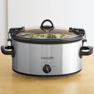jcpenney.com | Crock-Pot® Cook & Carry™ 6-qt. Slow Cooker