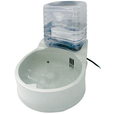 jcpenney.com | K & H Manufacturing CleanFlow Dog Bowl with Reservoir