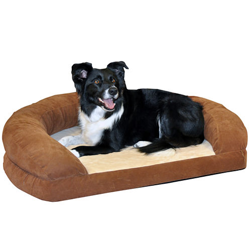 K & H Manufacturing Ortho Bolster Sleeper Pet Bed