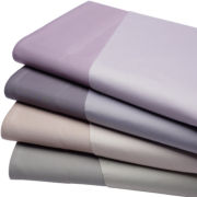Grace Home Fashions 600tc Reversible Sheet Set