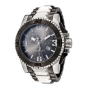 Invicta® Reserve Excursion Mens Two-Tone 20ATM Chronograph Watch