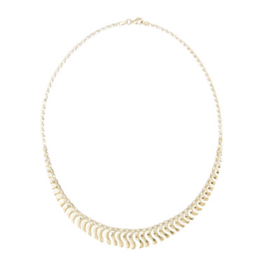 jcpenney.com | 14K Gold Cleopatra Necklace