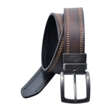 jcpenney.com | Dickies® Reversible Leather Contrast Stitch Belt