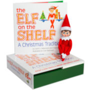 The Elf on the Shelf®: A Christmas Tradition – Girl Elf