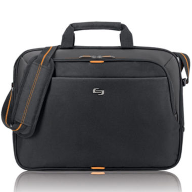 "jcpenney.com | SOLO Urban 15.6"" Laptop Slim Briefcase"