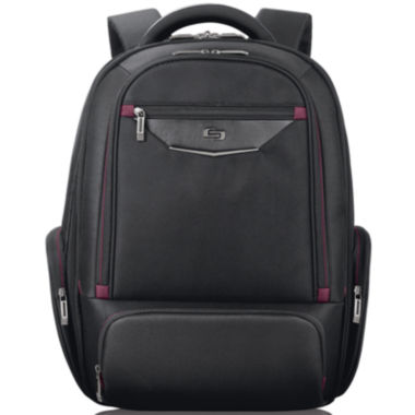 "jcpenney.com | SOLO Executive 17.3"" Laptop Backpack"