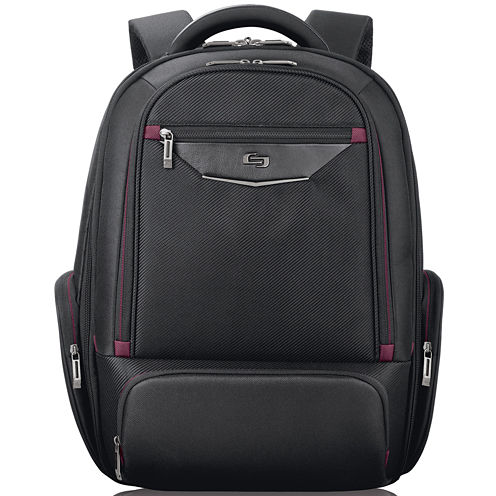 """SOLO Executive 17.3"""" Laptop Backpack"""
