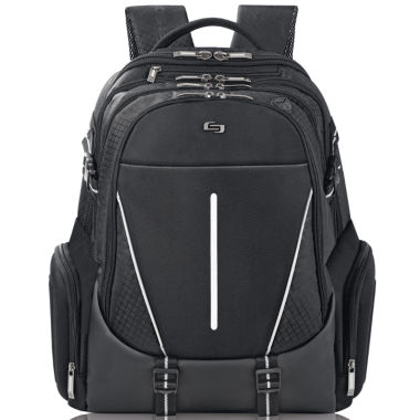 "jcpenney.com | SOLO Active 17.3"" Laptop Backpack"