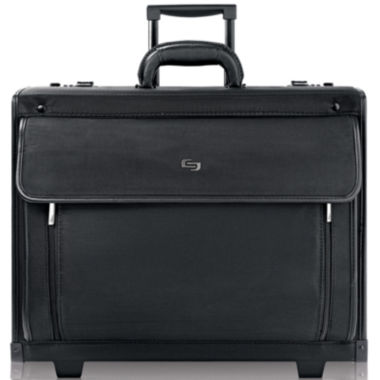 "jcpenney.com | SOLO Classic 16"" Rolling Catalog Case"