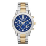 Relic® Payton Mens Two-Tone Stainless Steel Chronograph Watch