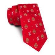 IZOD® Santa Tie – Boys One Size