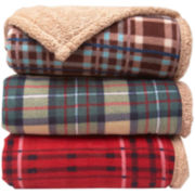 Scene Weaver™ Journey™ Plaid Throw