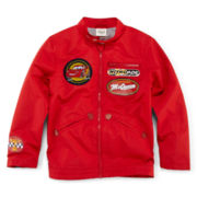 Disney Cars Zip-Front Jacket – Boys 2-10