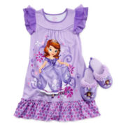 Disney Princess Sofia Pajamas or Slippers