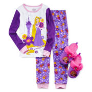 Disney Rapunzel Pajamas or Slippers