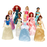 Disney Collection 9-pk. Princess Doll Set