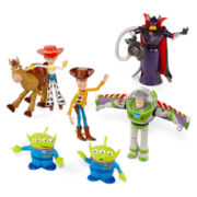 Disney Collection Toy Story Action Figure Set