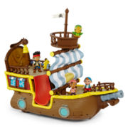 Disney Jake and the Neverland Pirates Bucky Ship