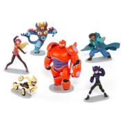 Disney Collection Big Hero 6 Figurine Set