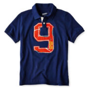 Arizona Short-Sleeve Fashion Polo - Boys 6-18