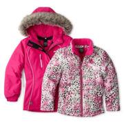 Vertical 9 3-in-1 Systems Ski Jacket - Girls 7-16