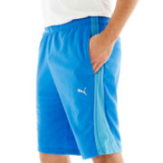 Puma® Striped Shorts