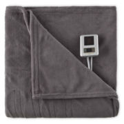 Biddeford® Plush Heated Blanket