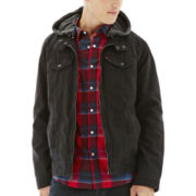 Levi's® Hooded Commuter Trucker Jacket