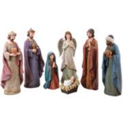 Roman 7-pc. Nativity Figures