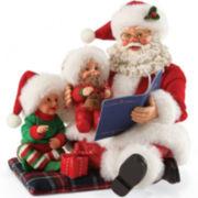 Department 56 Possible Dreams Read it Again Santa