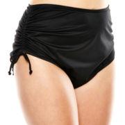 Trimshaper® Side-Tie Brief Swim Bottoms - Plus