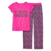 Total Girl® Love Pajamas - Girls 7-16