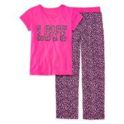 Total Girl® Love Pajamas - Girls 7-16