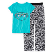 Total Girl® Cat Pajamas - Girls7-16
