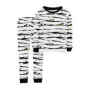 Carter's® Halloween Mummy Pajamas - Toddler Boys 2t-5t