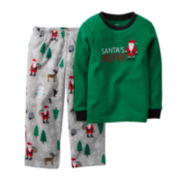 Carter's® Santa's Helper Pajamas - Toddler Boys 2t-5t